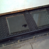 maintenance hatch